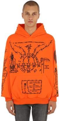 Warren Lotas Oversized Sabata Sweatshirt Hoodie
