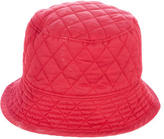 Burberry Kids' Quilted Bucket Hat