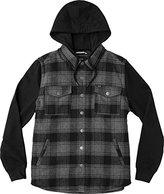 RVCA Men's Puffer Grunge Jacket