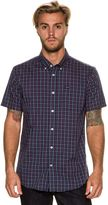 RVCA That'll Do Plaid 2 Ss Shirt