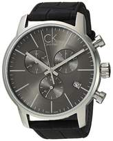 Calvin Klein City Watch - K2G271C3 Watches