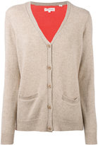 Chinti and Parker two-tone cardigan