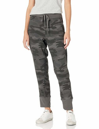 Danskin Women's Printed Soft Touch Jogger