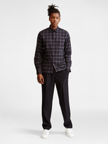 DKNY Plaid Shirt