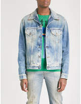 Gucci Cemetery Forever Denim Jacket