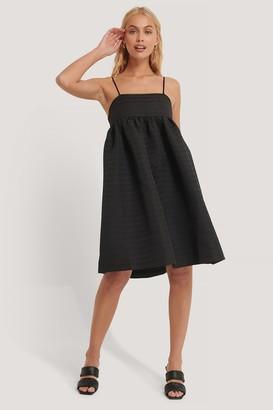 NA-KD Structured Strap Dress