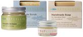 Crocodile Oil Balm, Soap, Scrub & Lip Balm Set