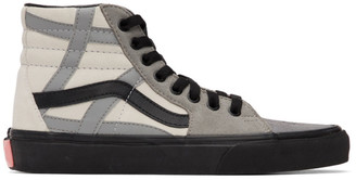Vans Grey Zhou Zhou Edition Year Of The Rat Sk8-Hi LX Sneakers