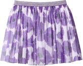 Joe Fresh Toddler Girls' Print Tutu Skirt, Purple (Size 4)
