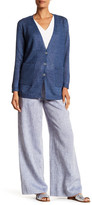 Lafayette 148 New York Casual Linen Pants