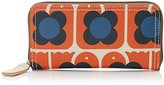 Orla Kiely Love Birds Print Big Wallet Wallet