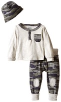 Mud Pie Camo Take Me Home Set Boy's Active Sets