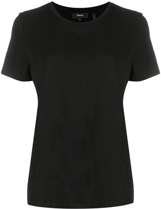 Theory Organic Cotton Short-Sleeved T-Shirt