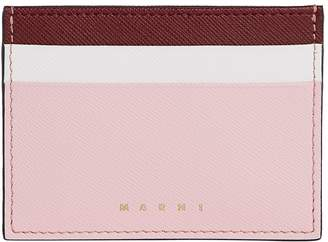 Marni Leather Vanitosi Wallet