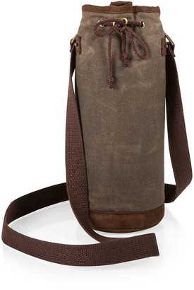 Legacy Waxed Canvas Wine Tote