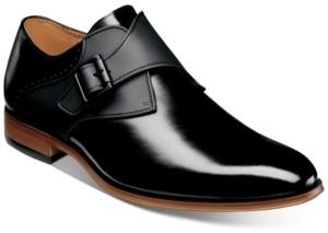 Stacy Adams Men's Sutcliff Plain-Toe Monk-Strap Dress Shoes Men's Shoes