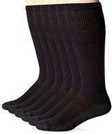 Hanes Men's FreshIQ ComfortBlend Over-The-Calf Socks (Pack of 6)