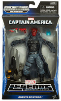 Disney Agents of Hydra Action Figure - Build-A-Figure Collection - 6''