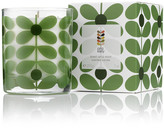 Orla Kiely Basil & Mint Scented Candle - 200g