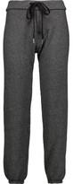 Current/Elliott The Varsity Cotton-Blend Track Pants