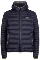 Hackett Aston Martin Hooded Down Jacket