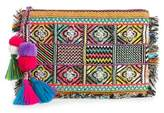 Steve Madden Resort Embellished Clutch