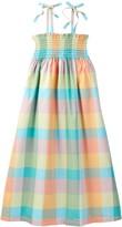 Tea Collection Costiero Shoulder Tie Dress (Toddler, Little Girls, & Big Girls)