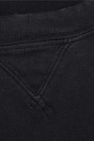 Current/Elliott The Stadium cotton-terry sweatshirt