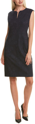 Lafayette 148 New York Zelina Sheath Dress