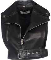 Jean Paul Gaultier Leather outerwear