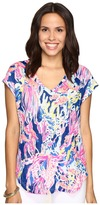Lilly Pulitzer Rollins Top Women's Clothing