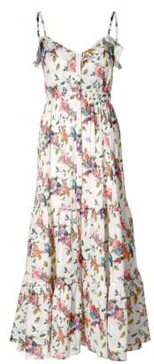 Aggi Chelo Cream Dress