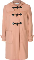 Stella McCartney hooded duffle coat