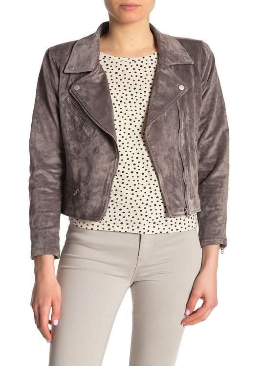 f9dd6b1b40 Blank Nyc Suede Jacket - ShopStyle