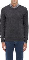 Barneys New York Men's Wool Crewneck Sweater