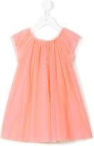 Knot - tule embroidered dress - kids - Cotton/Polyamide - 3 yrs