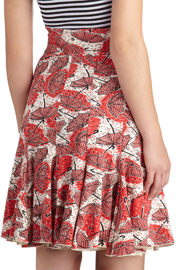 Waltz of the Showers Skirt