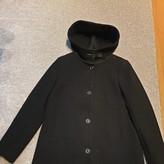 BA&SH Bash Fall Winter 2018 Black Wool Coats