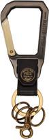 Master-piece Co Black Leather Key Holder