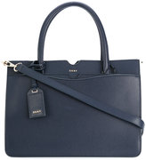 DKNY top-handle tote