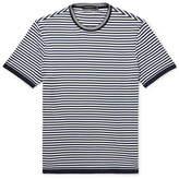 Ermenegildo Zegna Slim-Fit Striped Cotton T-Shirt