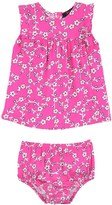 Juicy Couture Baby Soft Woven Marrakech Floral 2pc Dress Set