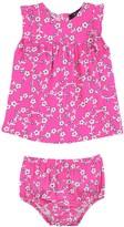 Juicy Couture Outlet - BABY SOFT WOVEN MARRAKECH FLORAL 2PC DRESS SET