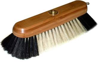 b-ROOM Bürstenmann Indoor Broom with Bamboo Body