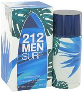 Carolina Herrera 212 Surf by Eau De Toilette Spray for Men (3.4 oz)