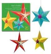 Djeco paper ornament Star at Night DD04952 (japan import)