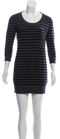 Rag & Bone Merino Wool Mini Dress