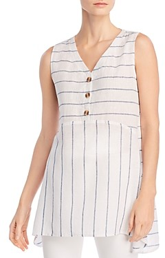 BeachLunchLounge Hayden Buttoned Tunic