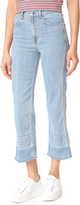 Rag & Bone Lou Crop Jeans