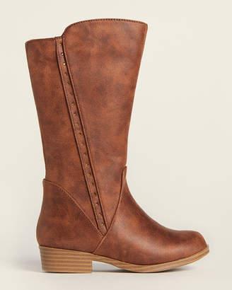 Mia Toddler/Kids Girls) Cognac Laray Tall Boots
